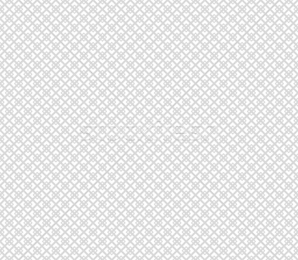 Disegno geometrico senza soluzione di continuità griglia design idee muro Foto d'archivio © ExpressVectors