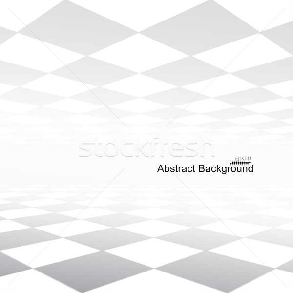 Abstract background with perspective. Stock photo © ExpressVectors