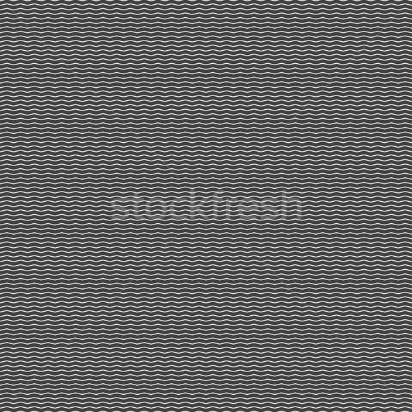 Zig zag seamless pattern. Stock photo © ExpressVectors