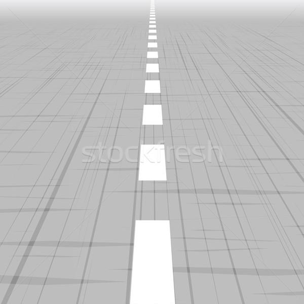 道路 テンプレート 観点 eps10 車 橋 ストックフォト © ExpressVectors