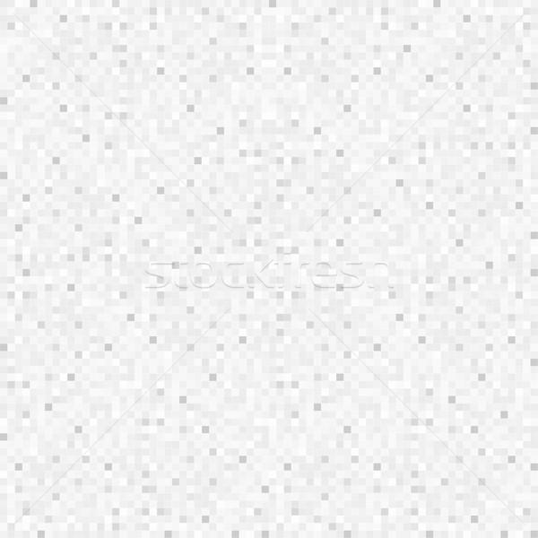 Gray technology background, seamless Stock photo © ExpressVectors