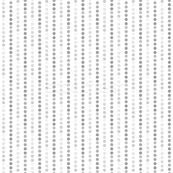 Dotted pattern - seamless  Stock photo © ExpressVectors