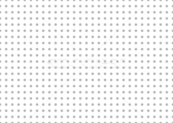 Dotted simple seamless vector pattern. Stock photo © ExpressVectors