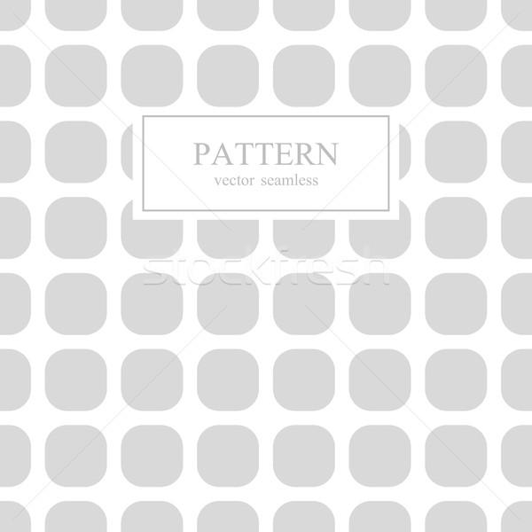 Piazza senza soluzione di continuità disegno geometrico geometrica texture muro Foto d'archivio © ExpressVectors