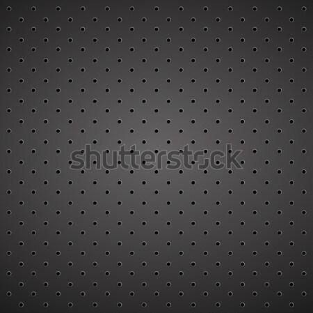 Escuro grade textura abstrato vetor similar Foto stock © ExpressVectors