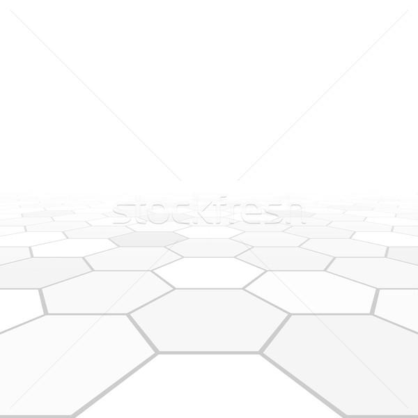 Stockfoto: Abstract · perspectief · witte · eps10 · geneeskunde