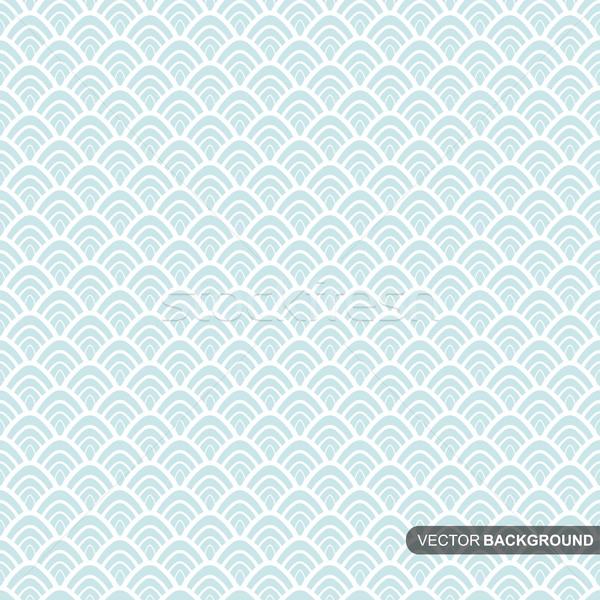 Tapéta végtelen minta klasszikus stílus végtelenített vektor Stock fotó © ExpressVectors