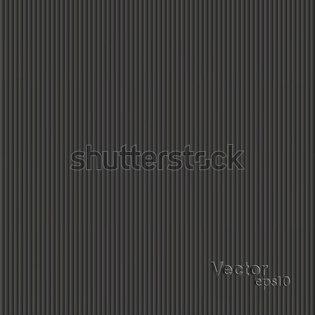 Dark striped texture Stock photo © ExpressVectors