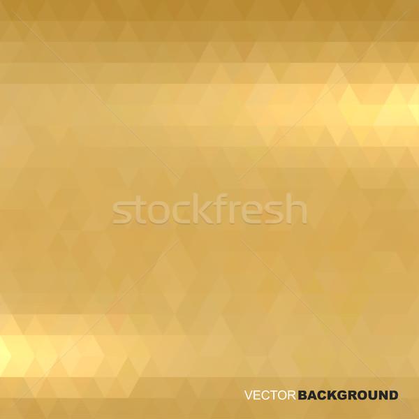 Parlak madeni altın doku bulanıklık eps10 sanat Stok fotoğraf © ExpressVectors