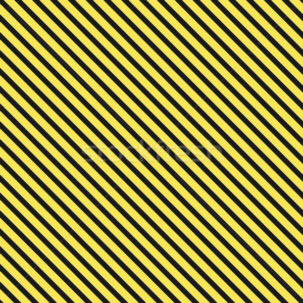 単純な パターン シームレス 対角線 行 黒 ストックフォト © ExpressVectors