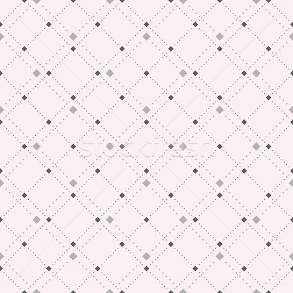 Motif géométrique papier résumé technologie Photo stock © ExpressVectors