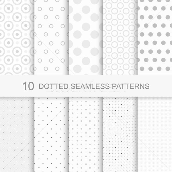 Stock fotó: Szett · végtelenített · minták · puha · textúra · divat · absztrakt