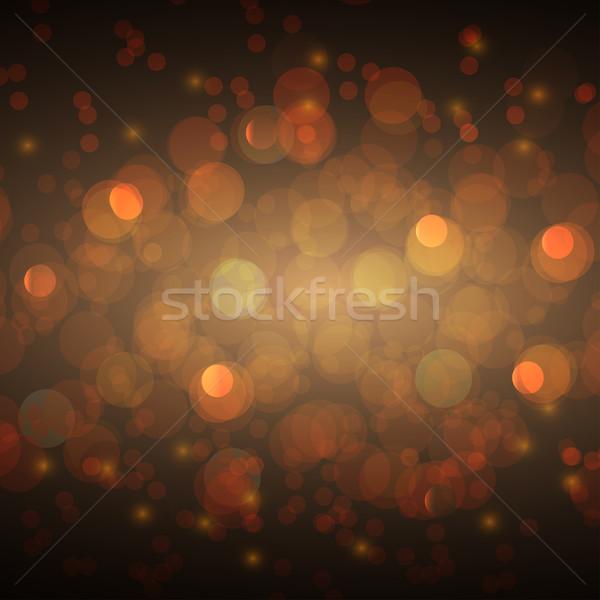 Shine abstract defocused background. Stock photo © ExpressVectors
