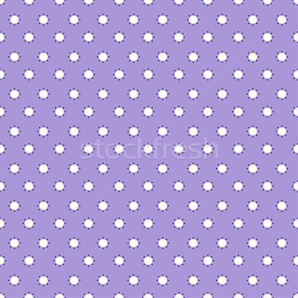 Ibolya egyszerű minta végtelenített vektor papír Stock fotó © ExpressVectors