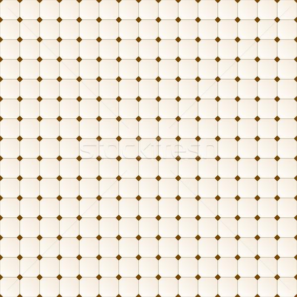 плитка шаблон бесшовный вектора поверхность моде Сток-фото © ExpressVectors