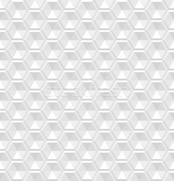 White texture - seamless vector background Stock photo © ExpressVectors
