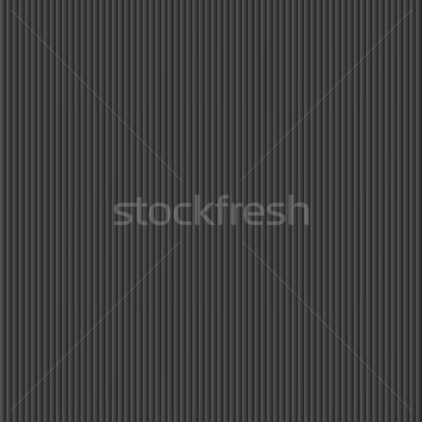 Sötét fémes textúra egyenes vonalak vektor Stock fotó © ExpressVectors