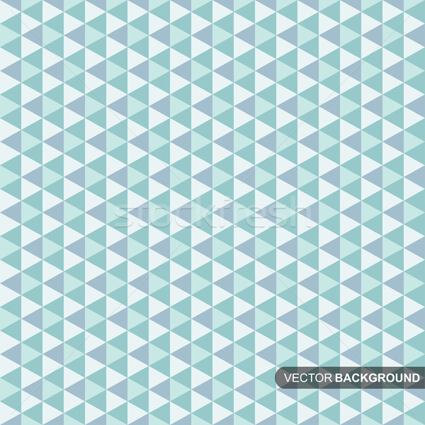 Vector mosaic pattern - seamless background. Stock photo © ExpressVectors