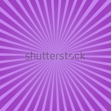 Arte viola abstract strisce poster luce Foto d'archivio © ExpressVectors