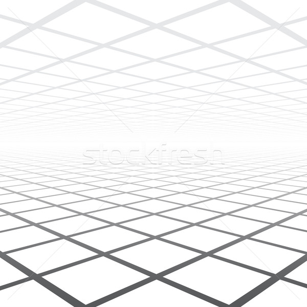 Stockfoto: Abstract · perspectief · eps10 · business · technologie · web