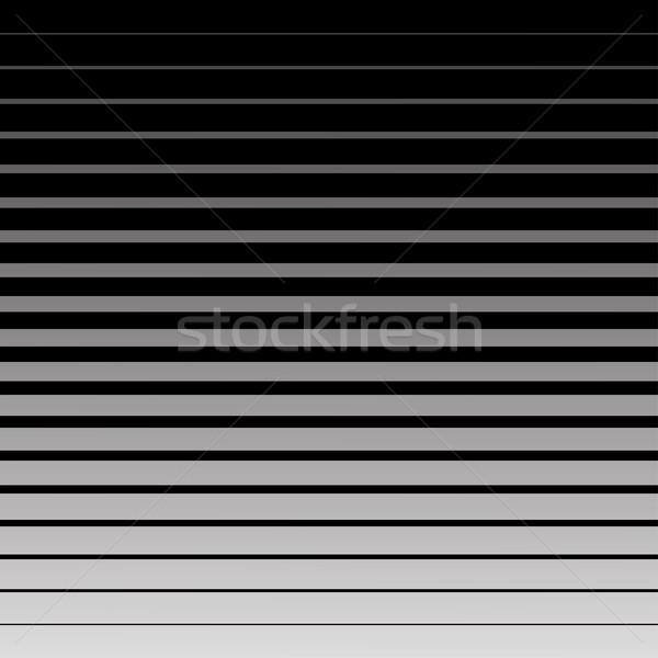 Stok fotoğraf: Eğim · yarım · ton · siyah · hatları · model