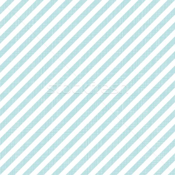 Diagonal striped background - seamless Stock photo © ExpressVectors