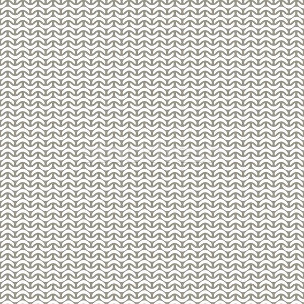 Senza soluzione di continuità primo piano tessuto vettore ripetibile design Foto d'archivio © ExpressVectors