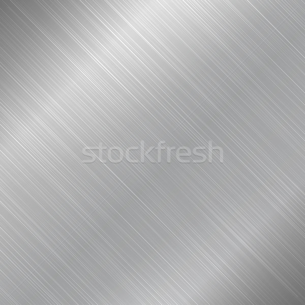 Polished metal texture background Stock photo © ExpressVectors
