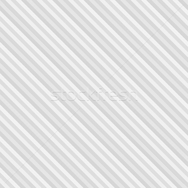 Diagonal a rayas patrón blanco gris líneas Foto stock © ExpressVectors