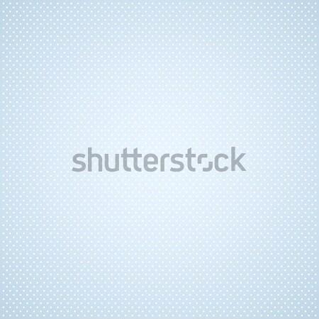Kék fény pötty pontozott felület papír Stock fotó © ExpressVectors