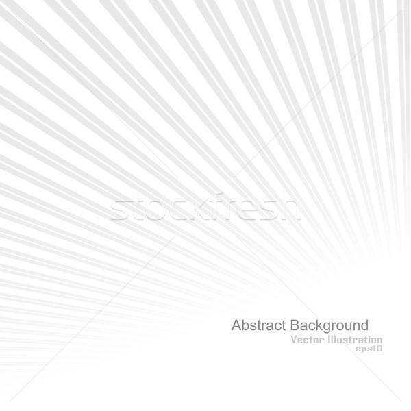 белый полосатый копия пространства аннотация вектора копия пространства Сток-фото © ExpressVectors