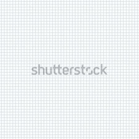 Papel grade padrão vetor textura do papel projeto Foto stock © ExpressVectors