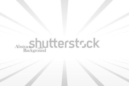 抽象的な 観点 ベクトル 縞模様の 階 デザイン ストックフォト © ExpressVectors