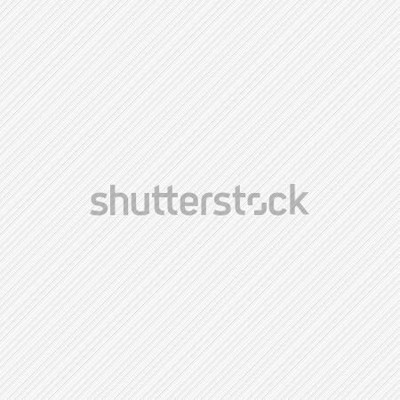Diagonale strisce pattern senza soluzione di continuità bianco grigio Foto d'archivio © ExpressVectors