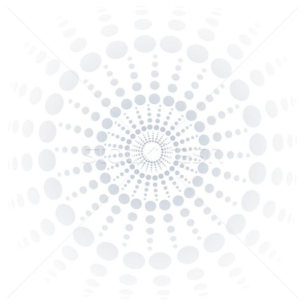 Soyut nokta biçim vektör can Stok fotoğraf © ExpressVectors