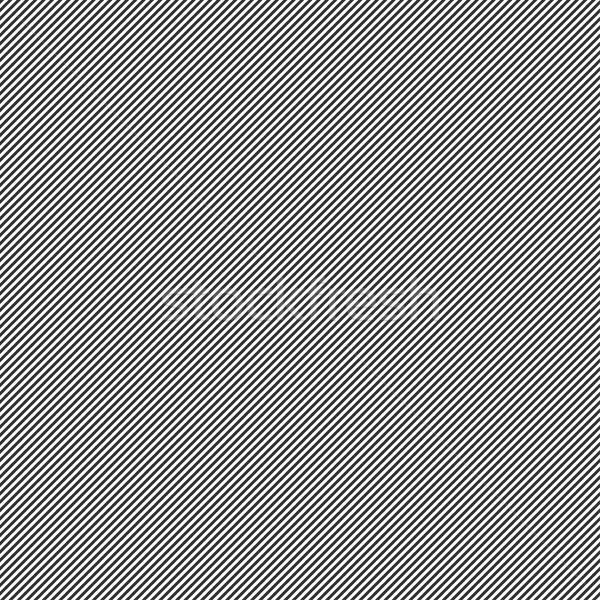 диагональ линия шаблон вектора бесшовный черно белые Сток-фото © ExpressVectors