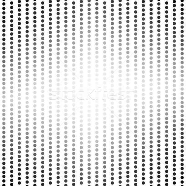 Bright dots halftone background. Stock photo © ExpressVectors