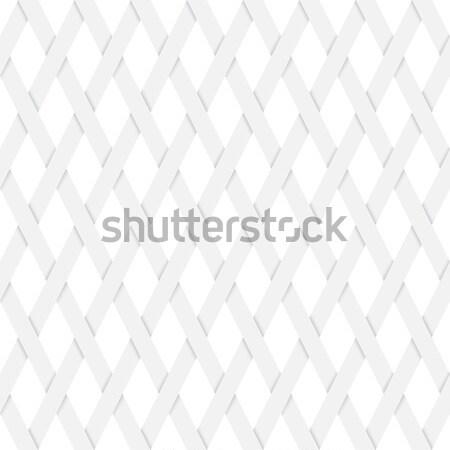 Wicker seamless paper texture. Stock photo © ExpressVectors