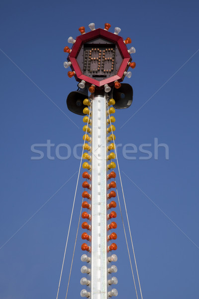 Carnival Hammer Strongman Game Stock photo © eyeidea