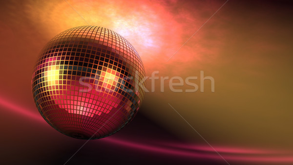 Disco Ball Stock photo © eyeidea
