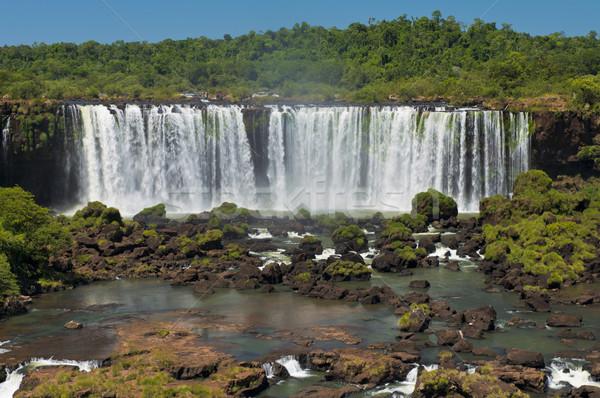 iguazu falls Stock photo © faabi