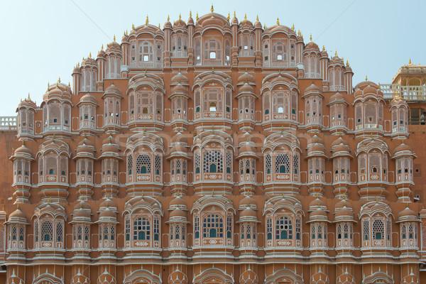 Stock fotó: Palota · híres · épület · utazás · szél · Ázsia