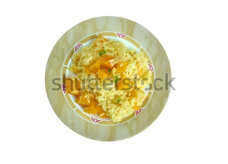 Turnip Risotto Stock photo © fanfo