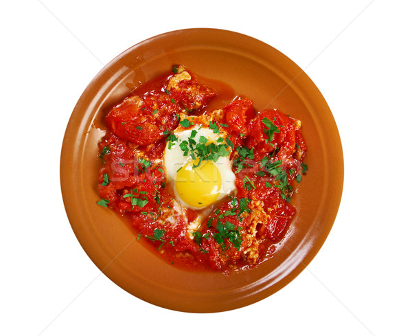 Shakshuka  Stock photo © fanfo