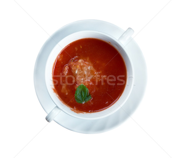 Fisherman's soup Stock photo © fanfo