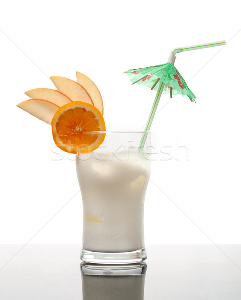 Pina Colada - Cocktail  Stock photo © fanfo