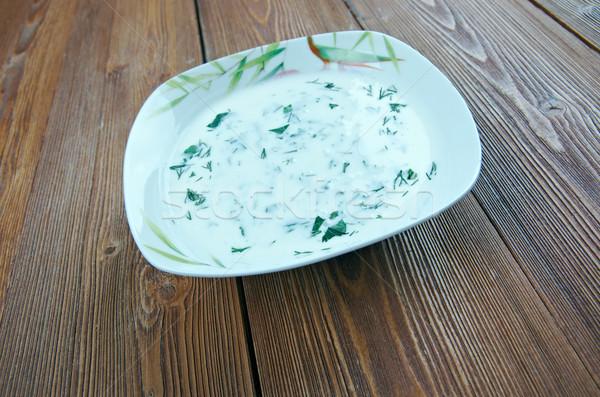Сток-фото: холодно · суп · продовольствие · лет · приготовления · обед