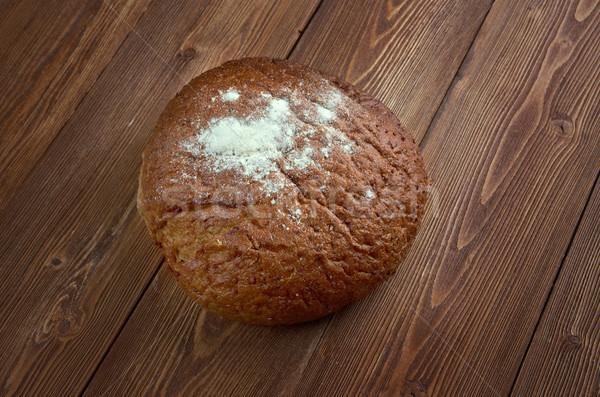 деревенский рожь хлеб традиционный Сток-фото © fanfo