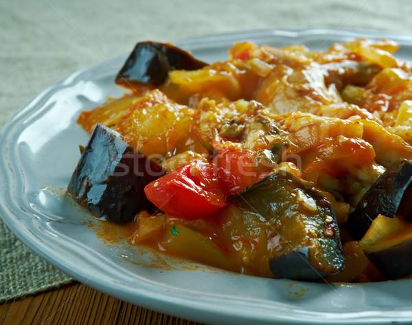 Legumes melanges Stock photo © fanfo