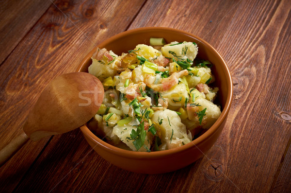 Kartoffelsalat Stock photo © fanfo